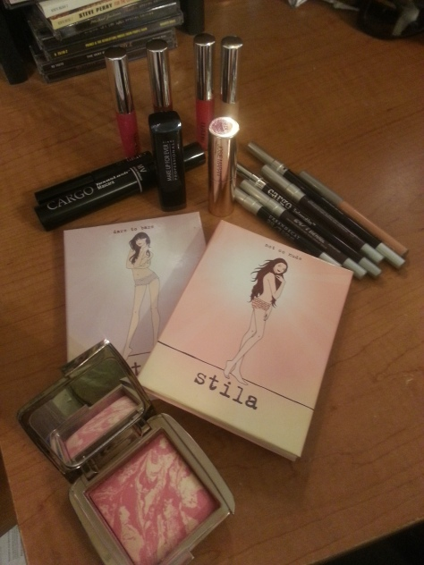 Newly Aquired make up